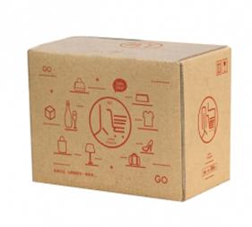 电商专用瓦楞纸箱