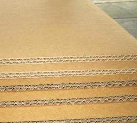 四层瓦楞纸板