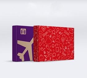 彩印包装盒