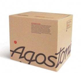 服装包装箱