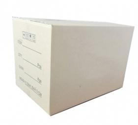 瓦楞白色纸箱